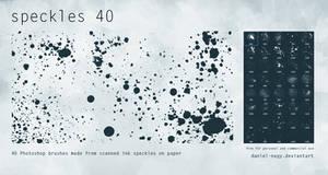 Speckles40 by daniel-nagy