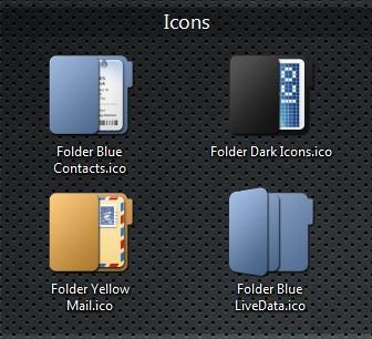 'Faenza like' Folders 2 by c242