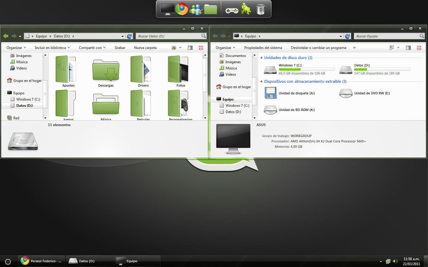Linux Mint IconPack by fede18