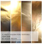 golden foil textures
