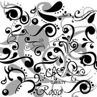 Rosso swirls by chibicaty