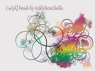 CurlyQ by teddybearcholla