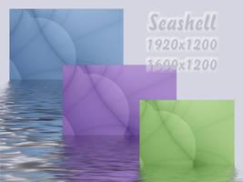 Seashell colors by teddybearcholla