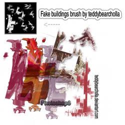 Fake Buildings brush