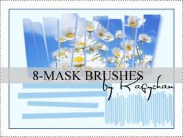 Mask brushes