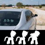 Pony Decals