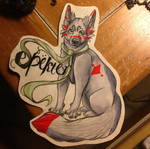 Spekter Badge by TheFallenWhisper