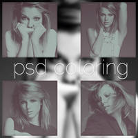 PSD coloring by Nikrecia