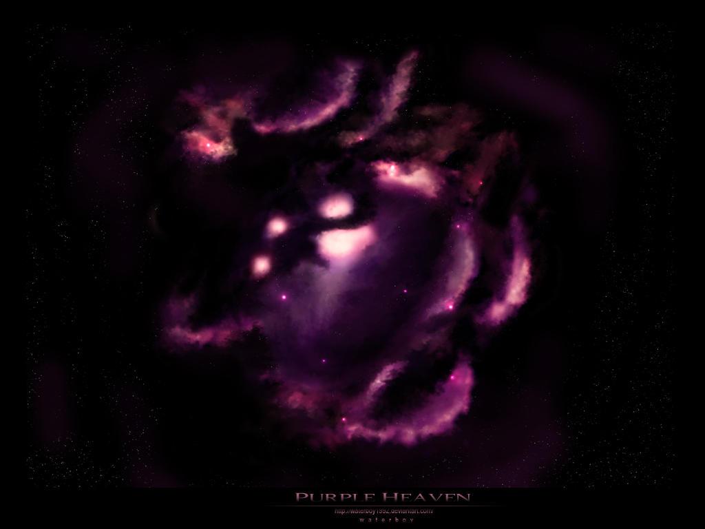 Purple Heaven by Waterboy1992