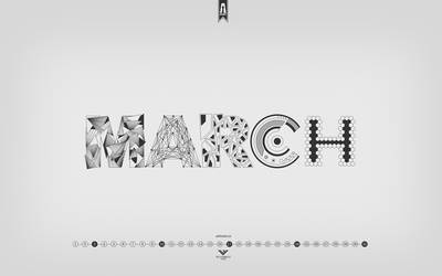March 2013 - Wallpaper for ARTcast
