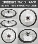 Spinning Wheel Pack