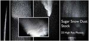 Snow Stock (Sugar)
