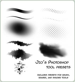 Jio's PS tool presets