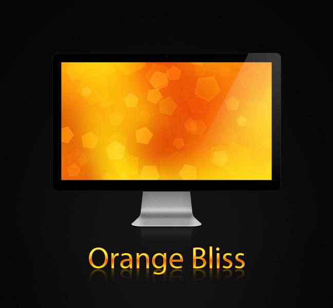 Orange Bliss by Fabi-FR