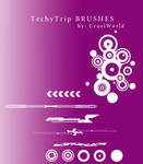 TechyTrip Brushes