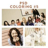 coloring #5 by yiyi365