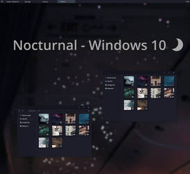 Nocturnal W10 by chloechantelle