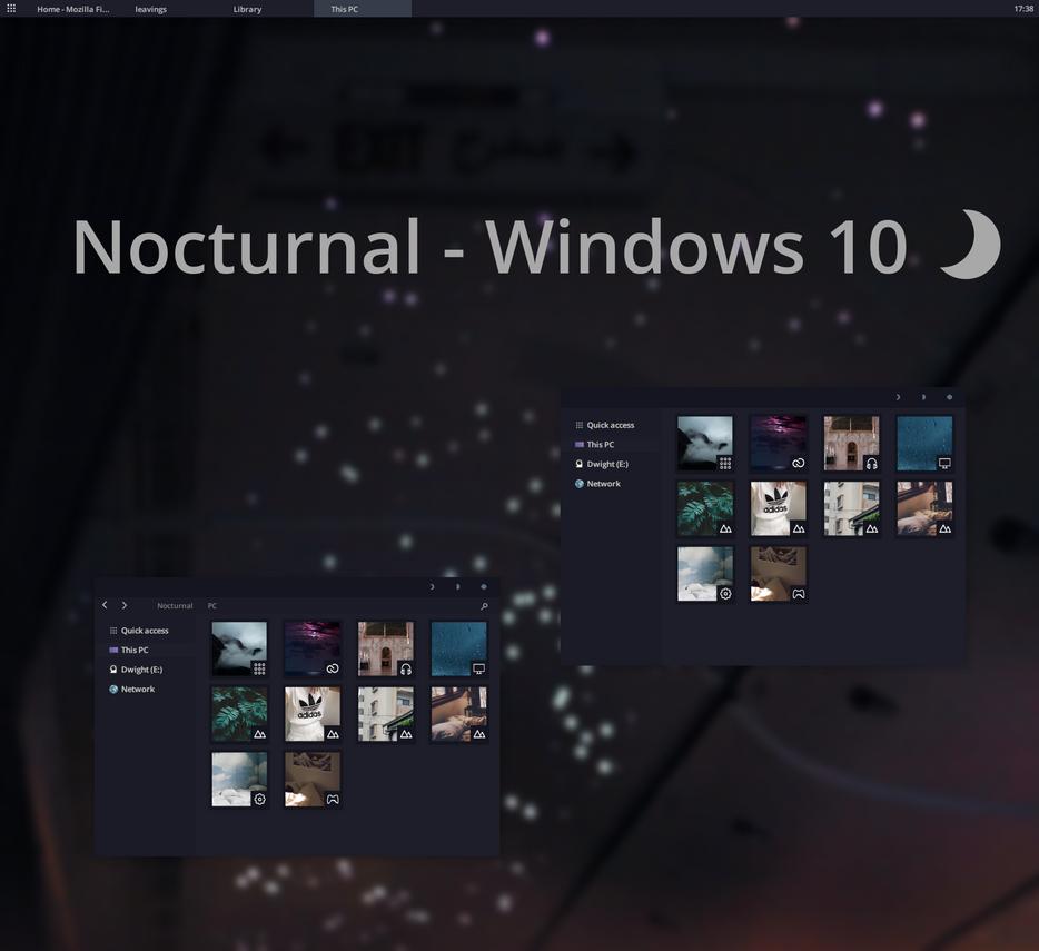 Nocturnal W10 by chloechantelle