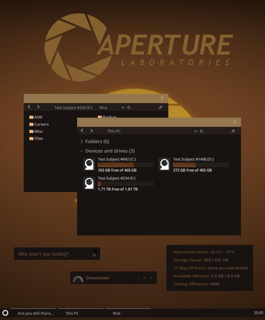 Aperture W10