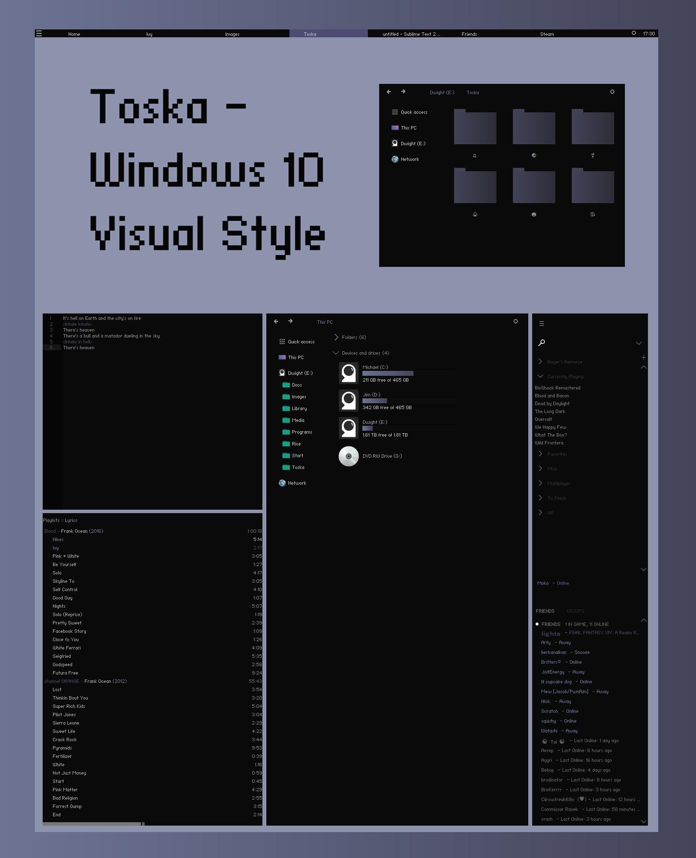 Toska W10