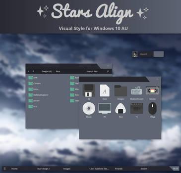 Stars Align W10 by chloechantelle