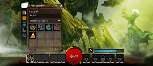 Guild Wars 2 Skin - Rainmeter
