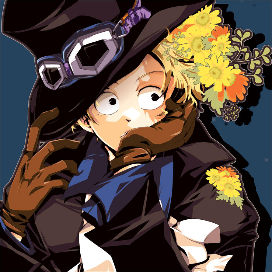 Getting Attention    ? (Sabo x Reader) [OS] by TachibanaSan on