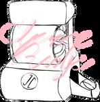 Gacha machine base by VenusRain