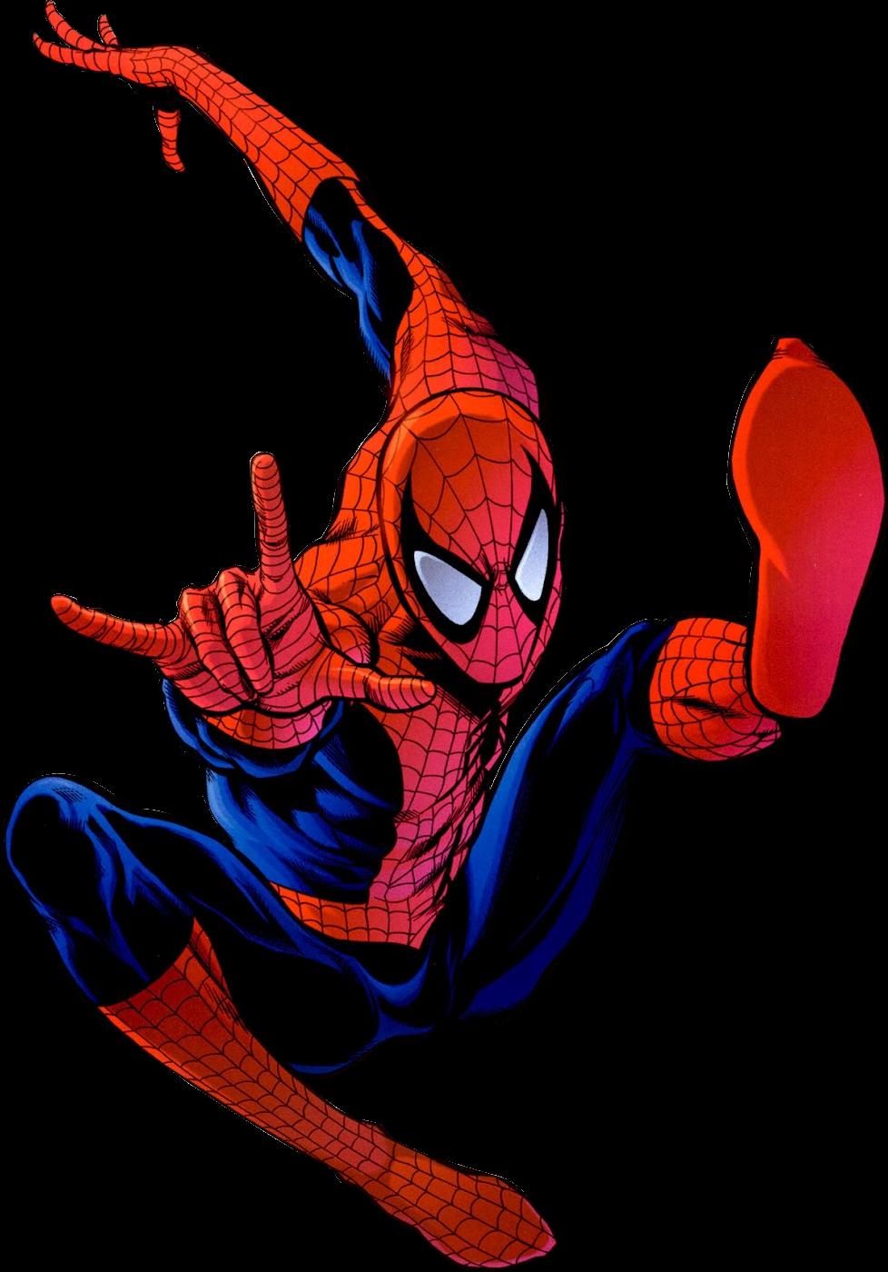 SOTW #7 [Entries] Spider_man_render_by_bobhertley-d5qlcde