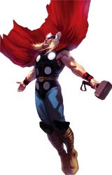 Thor MARKO DJURDJEVIC by bobhertley