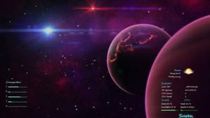 Amazing Sci-Fi Planet