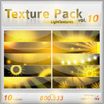 Texture Pack vol.10 Light Text