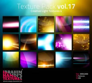 Texture Pack vol.17 Creative Light Textures 4