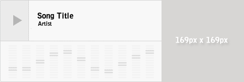 Tumblr Audio Post Template by chamkilli