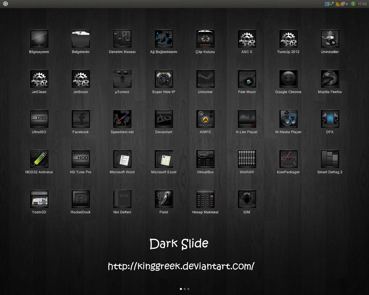 Dark Light by Kinggreek