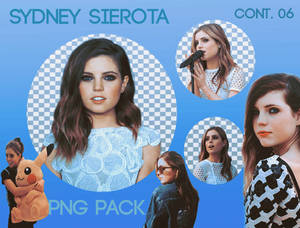 Sydney Sierota Png Pack #01