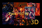 Psd Pack 1 by 3D