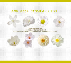 PNG PACK FLOWER 9