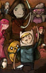 Adventure Time: The Lord of the Rings