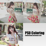 PSD Vintage - Violet