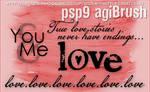 PSP9 Brushes by Agi