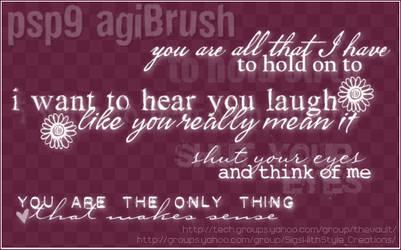 agiBrush 45