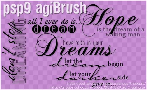 agiBrush 50 by PspAgi