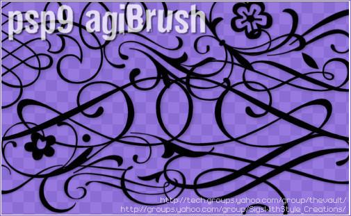 agiBrush 51 by PspAgi