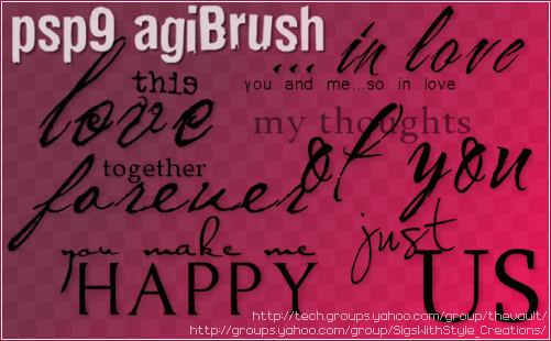 agiBrush 52 by PspAgi