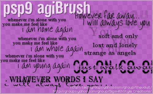 agiBrush 53 by PspAgi