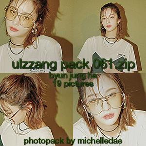ulzzang pack 061.zip // byun jung ha by Michelledae