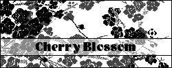 Cherry Blossom Brush by Beklagen