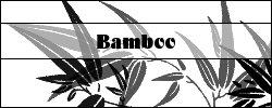 Bamboo Brush by Beklagen