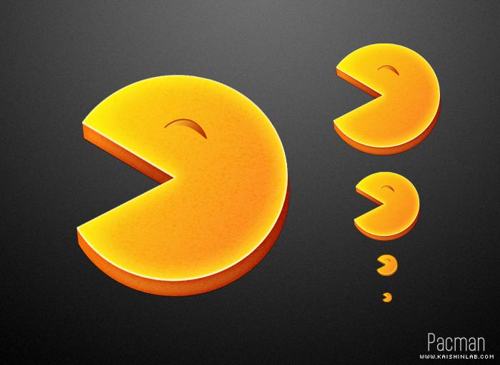 Pacman Icon by kaishinchan